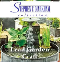 Stephen C Markham Garden Lead Craft